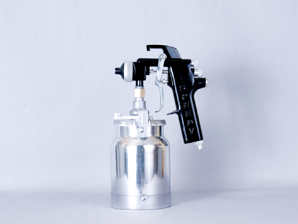 Pro Siphon Feed Spray Gun SG107S